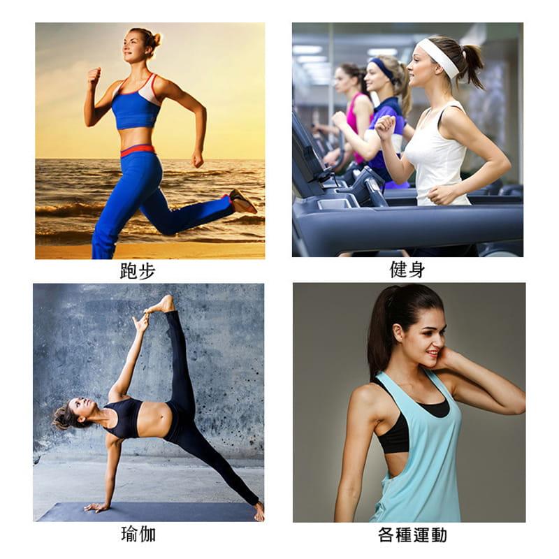 【JAR嚴選】運動健身速乾機能顯瘦背心 1