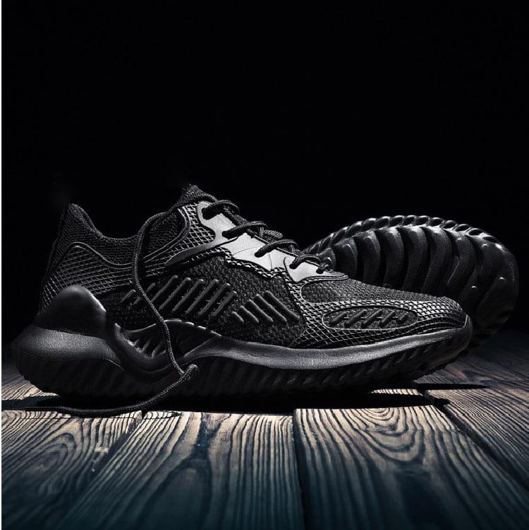 黑凱薩機能鋼鐵鞋 0