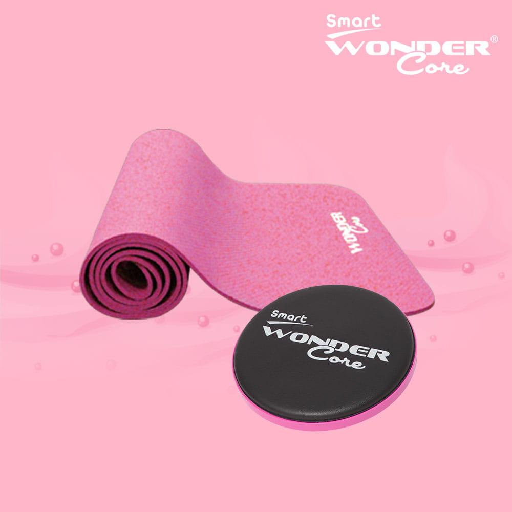 【Wonder Core】居家核心扭腰組(扭腰盤+運動墊) 0