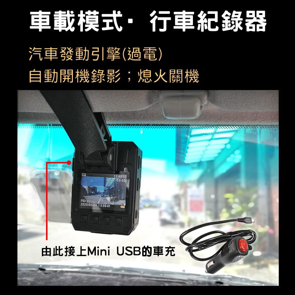 【勝利者】警察專用密錄器 贈64G 6