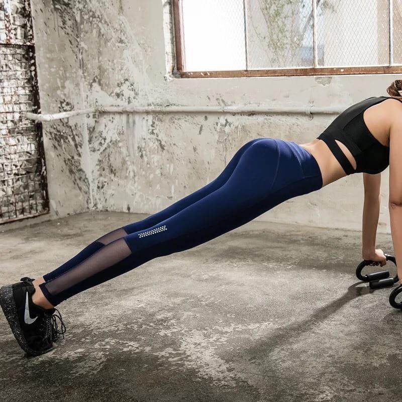 運動休閒長褲韻律有氧跑步瑜珈-KOI 7