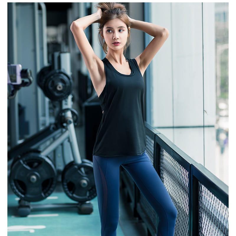 【JAR嚴選】運動健身速乾機能顯瘦背心 12