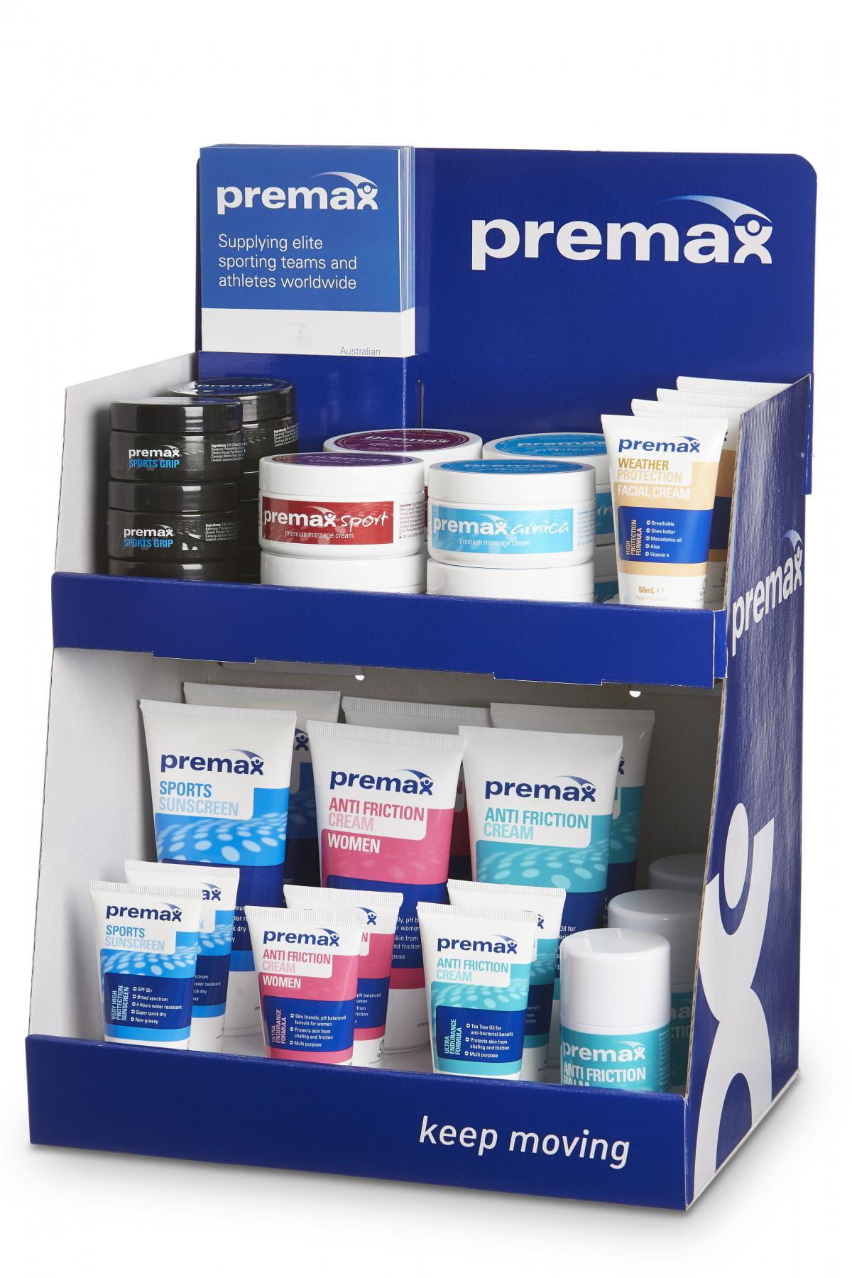 Premax 澳洲原裝 運動用止滑膏住握霜 1