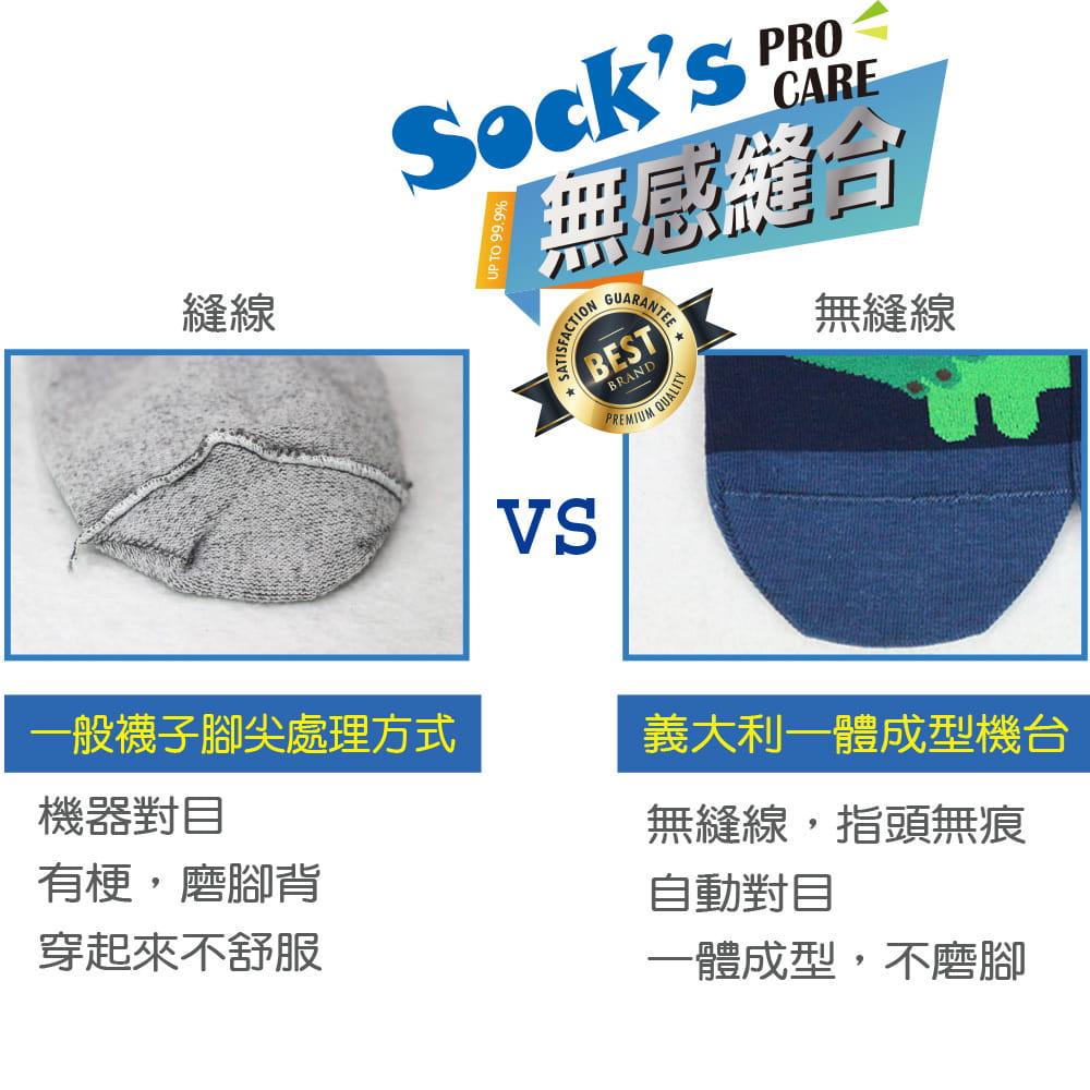 (8466)EOT科技不會臭的船型運動襪25-27cm 6