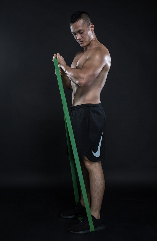 30公斤健身阻力帶【Fitek】 6