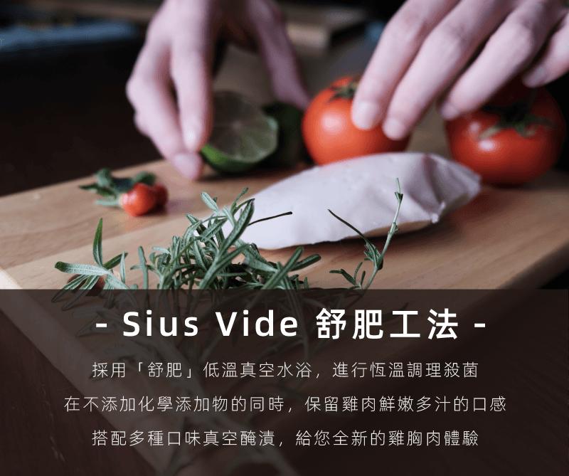 【船山舒雞】 超嫩雞胸肉-拆封即食 100G 1