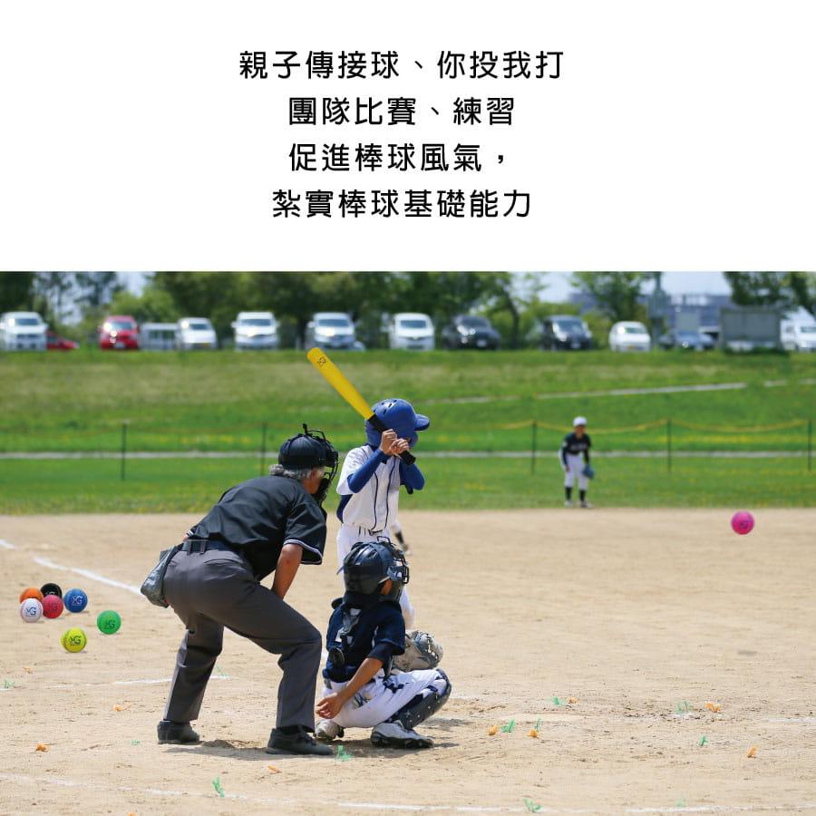【Macro Giant】MIT 樂樂棒球打擊組 附擊球架 4