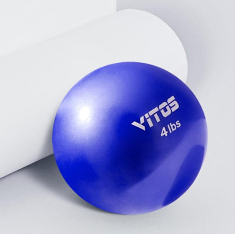 【Vitos】 馬甲球 瑜伽重力球 12磅 2
