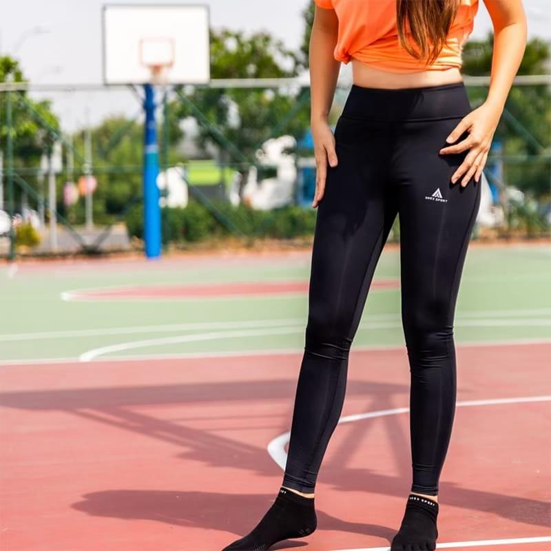 【AREXSPORT】輕量男女壓縮日著機能運動褲 8