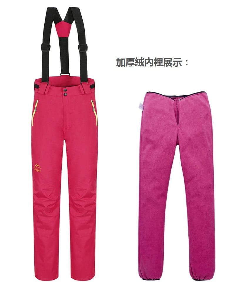登山戶外休閒三穿機能褲(男女款) 7