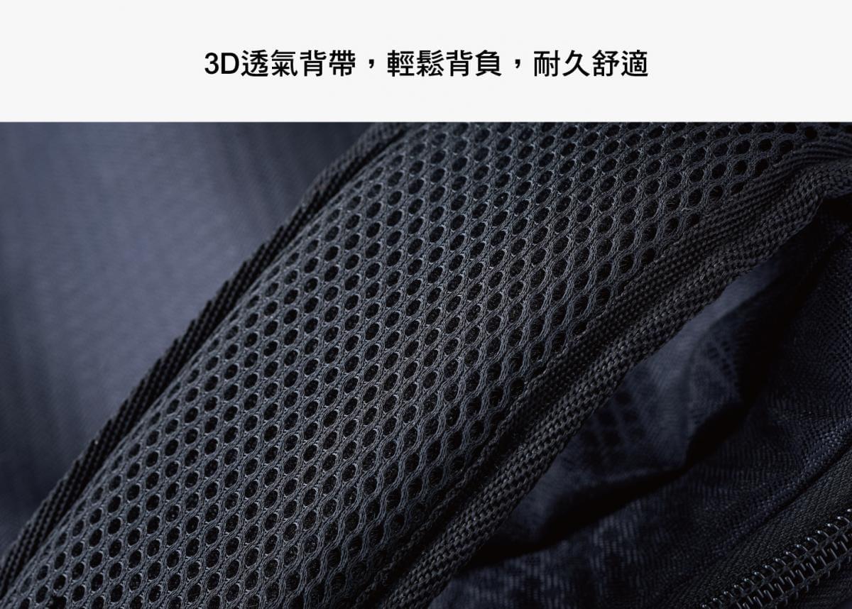 Loopal BLAKE 2.0款 高機能 頂規收納雙肩背包 12
