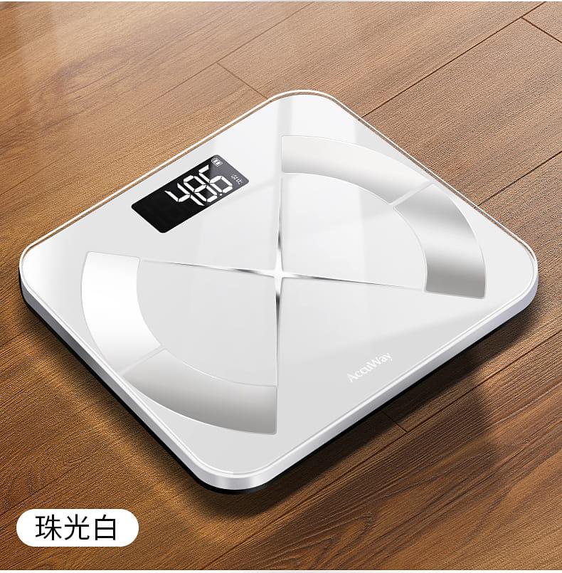 電子秤體重秤家用精準小型耐用智能高精度人體稱重計 15