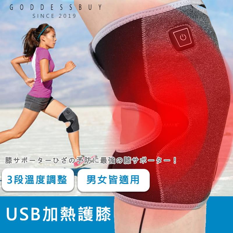 日本熱銷USB發熱護