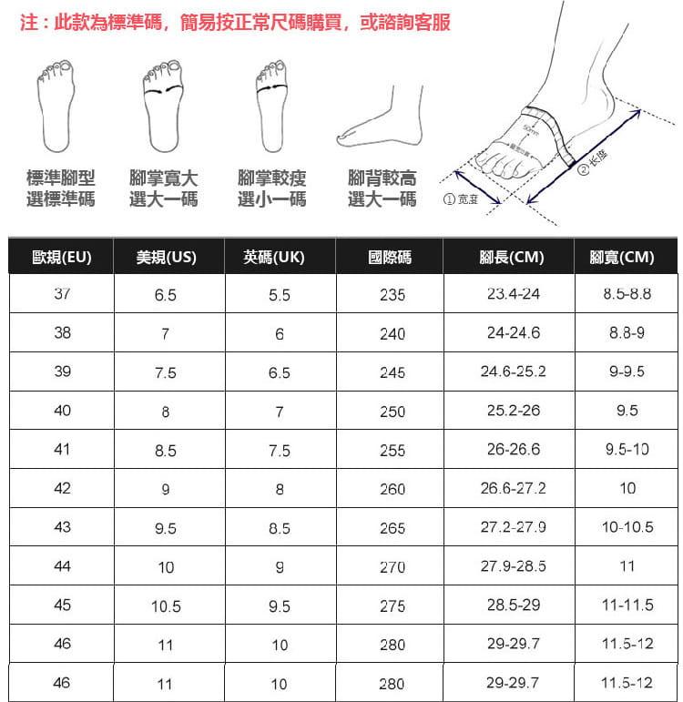 黑凱薩機能鋼鐵鞋 2