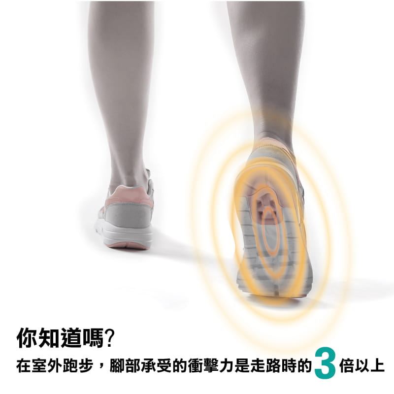 【Peilou】除臭抑菌足弓氣墊短襪-男女款 2