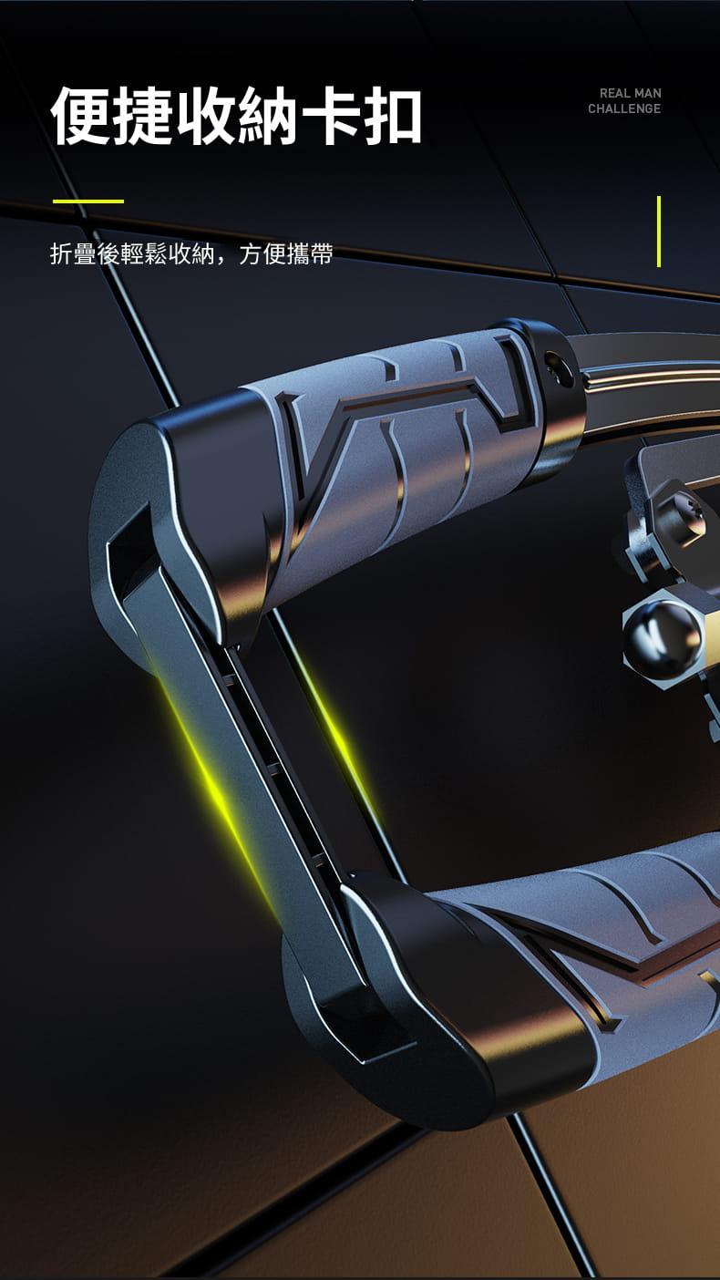 臂力器可調節男士家用訓練健身器材鍛煉胸肌手臂練臂肌臂力棒 11