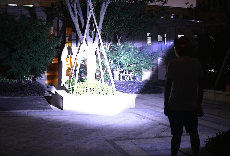 相機款迷你高亮頭燈 5
