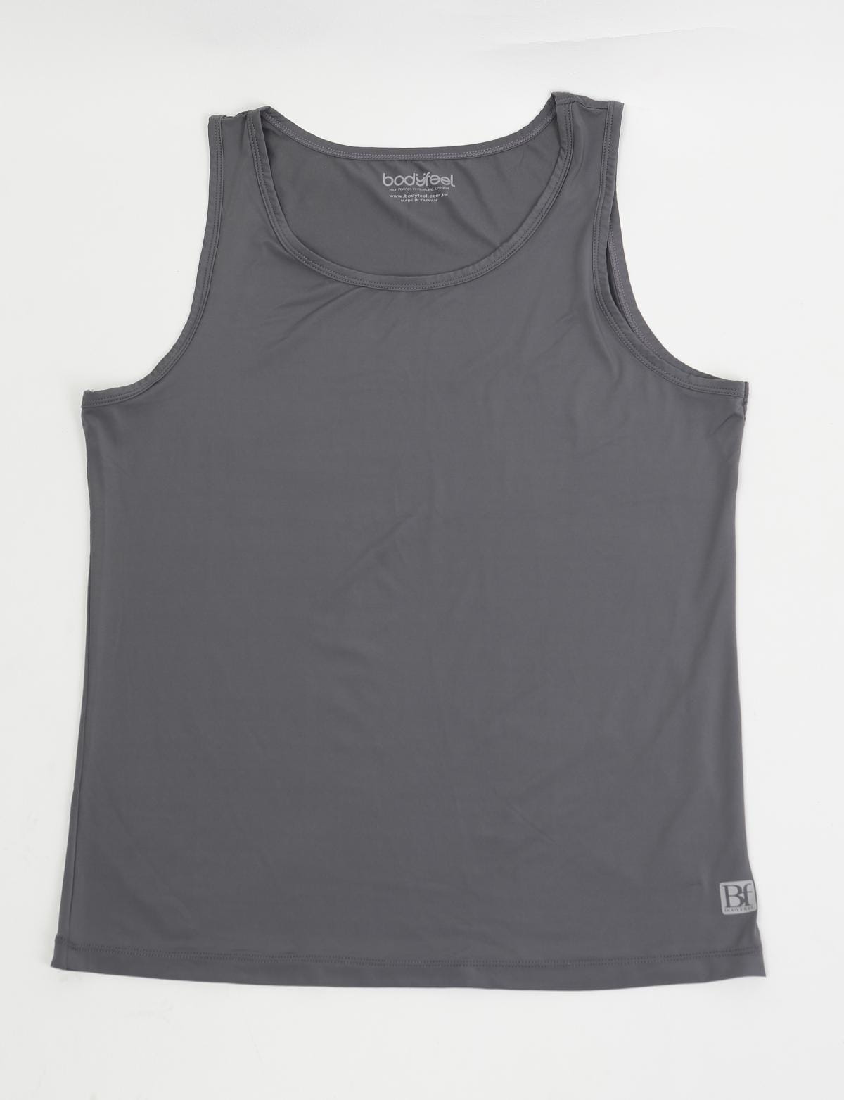 【BODYFEEL】体感服飾-夏季男款涼感抗UV坦克背心 8