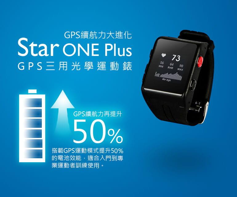 【ATTACUS】Star ONE Plus GPS 光學心率錶 3