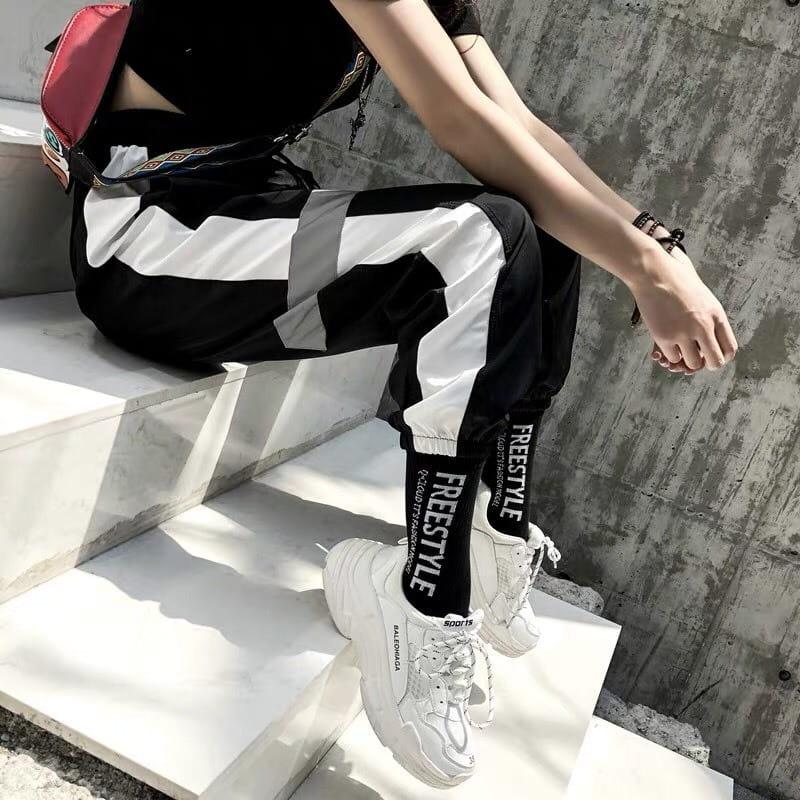運動長褲韻律有氧跑步瑜珈-KOI 顯瘦修身 反光設計 夜跑走路安全易見有保障 0