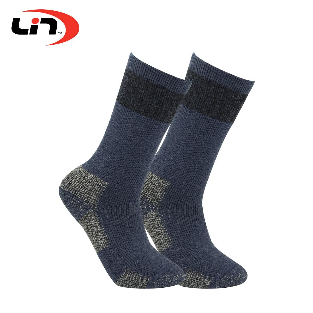 【Lin】戶外登山襪三雙組 1