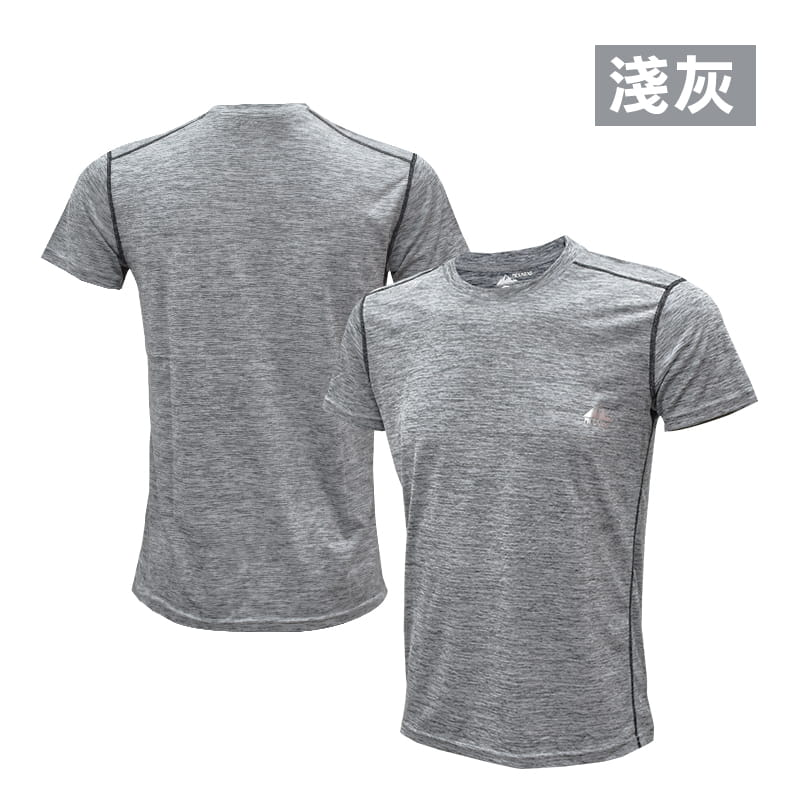 陽離子機能排汗衫 8
