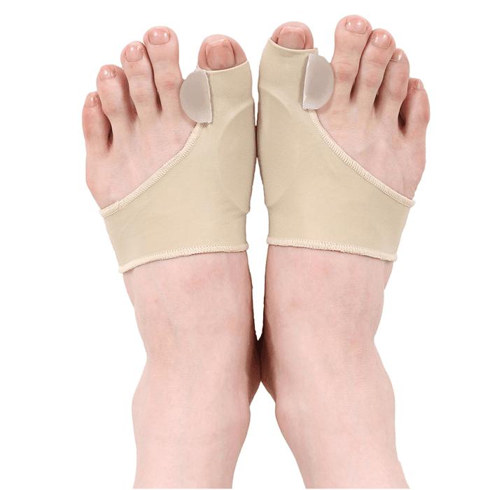 拇指外翻分隔墊萊卡矽膠襪套 (雙) 7