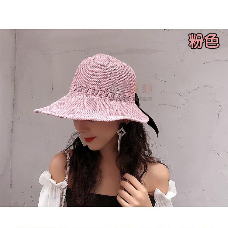 女用空頂遮陽帽 5