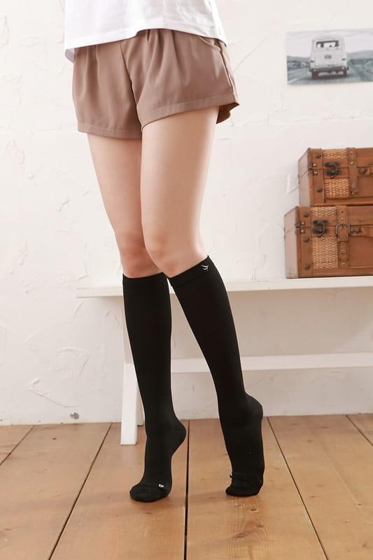 Genett纖維健康中統襪 1