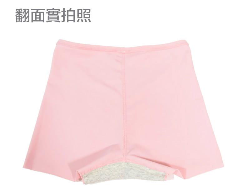 【ELASTI】運動平口無痕內褲(健身運動壓力褲內搭無痕內褲) 9
