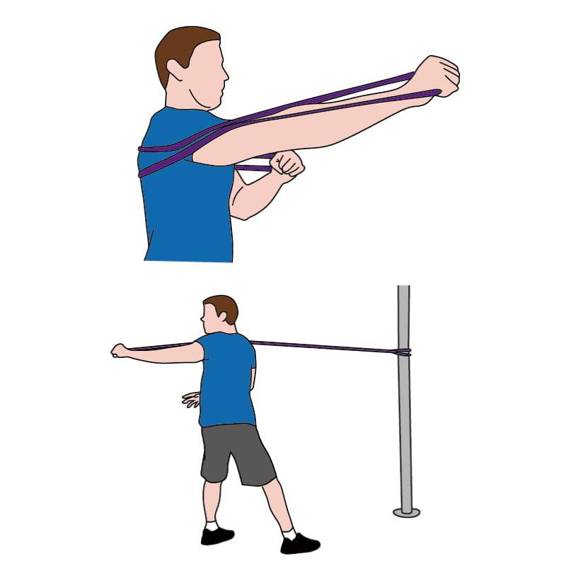 成功牌乳膠訓練拉力帶(進階用) 6