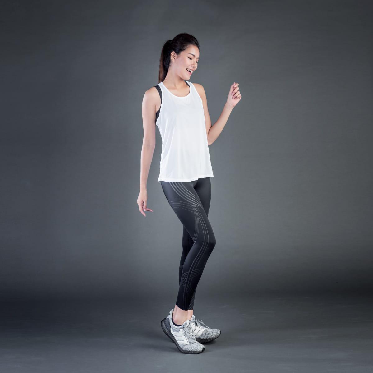 TENO超彈感美型健身褲-Track軌跡 16
