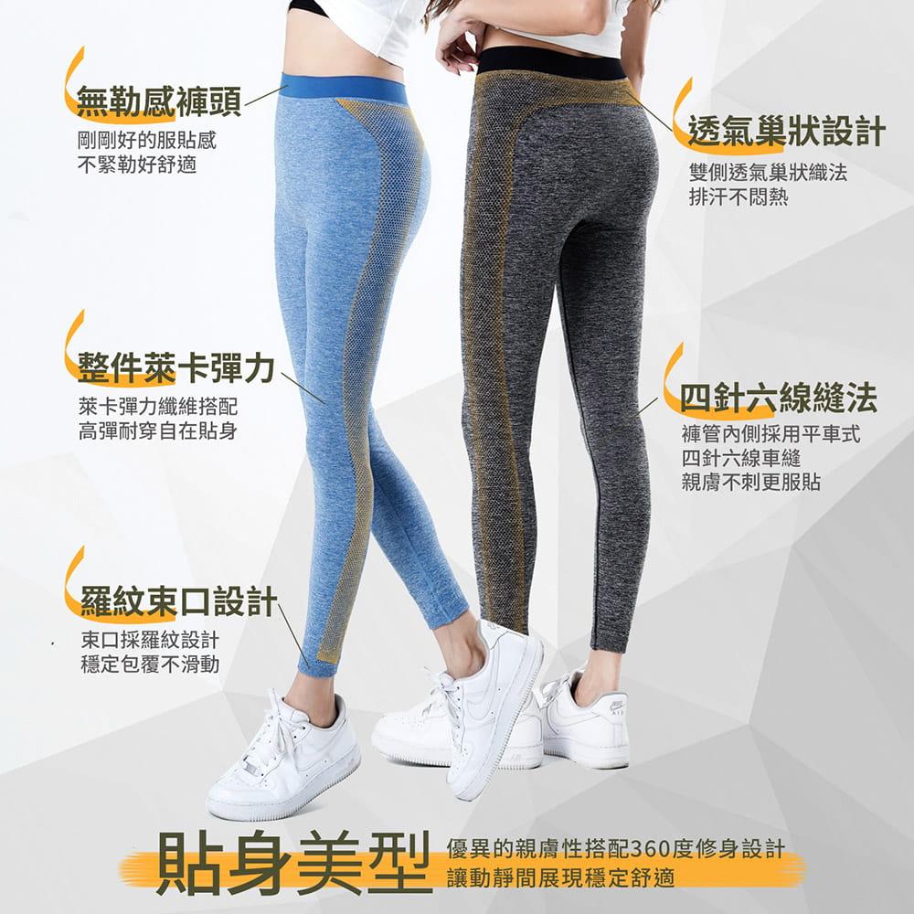 【GIAT】台灣製24hr全日著高彈舒適魔力褲 2