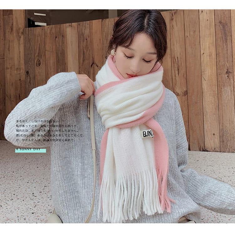 【JAR嚴選】時尚秋冬必備韓版情侶款保暖圍巾 11
