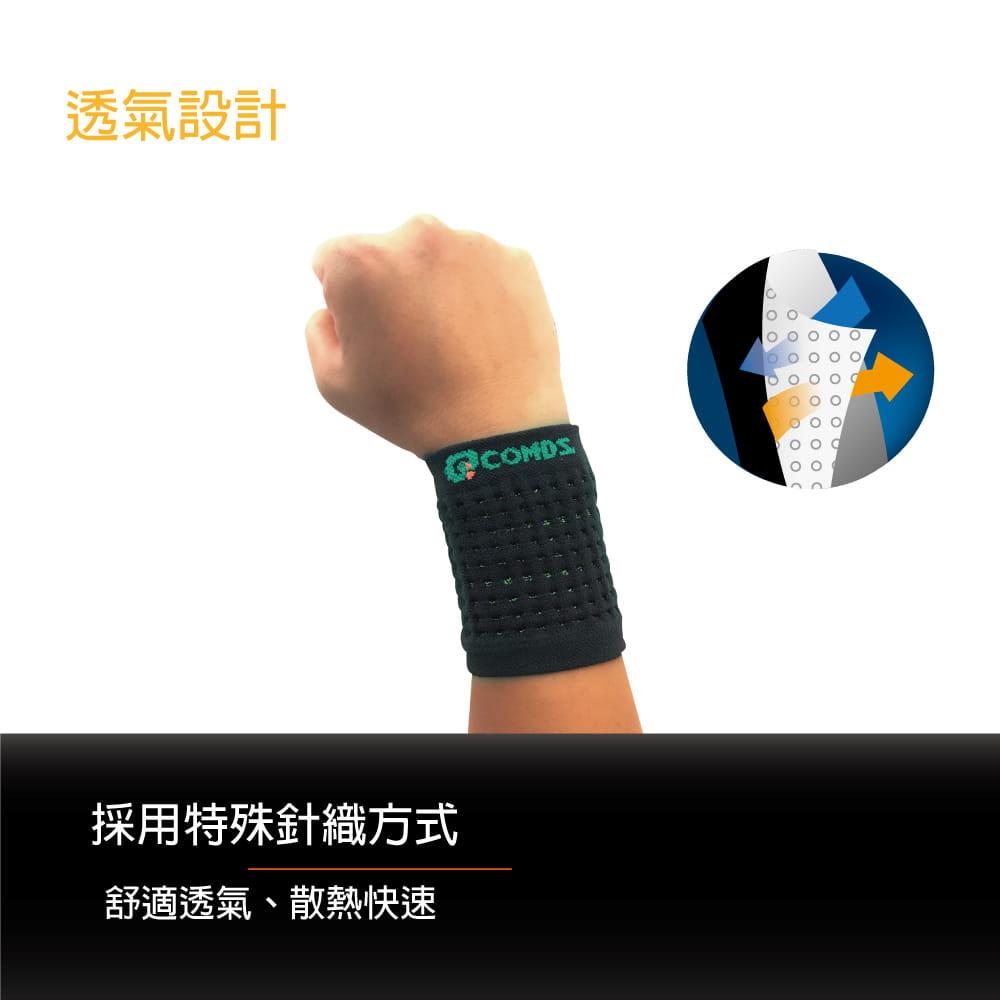 【康得適】JO-303仿生壓縮護腕 MIT微笑標章認證 3