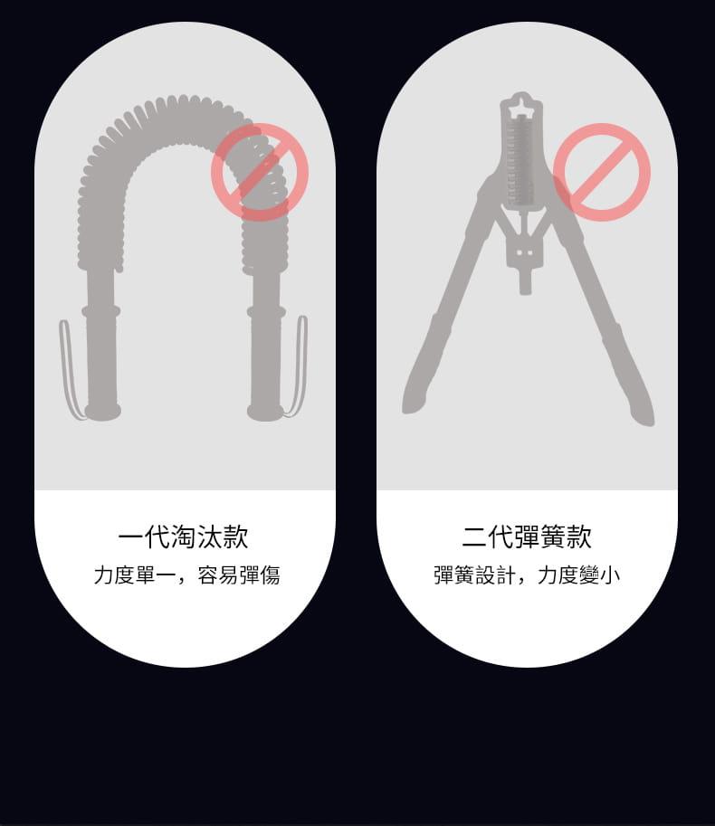 臂力器可調節男士家用訓練健身器材鍛煉胸肌手臂練臂肌臂力棒 3
