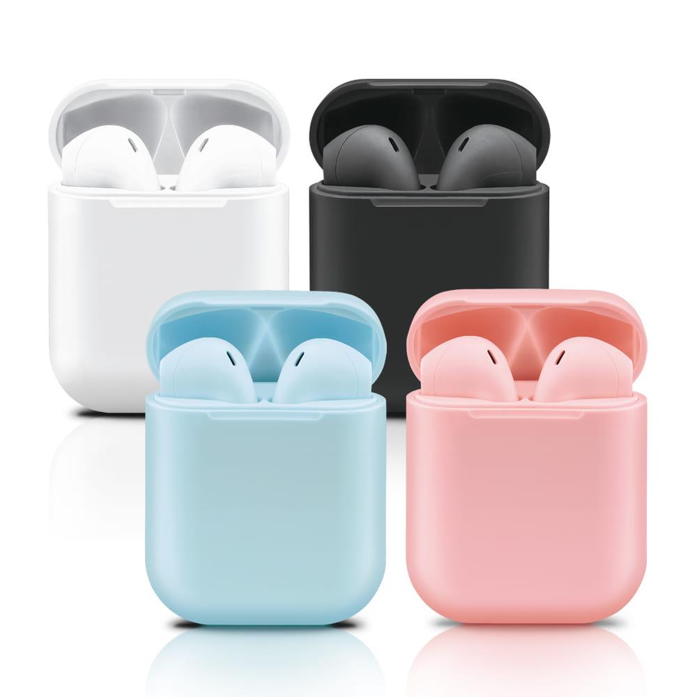 馬卡龍 藍牙5.0 真無線 觸控式藍牙耳機 0