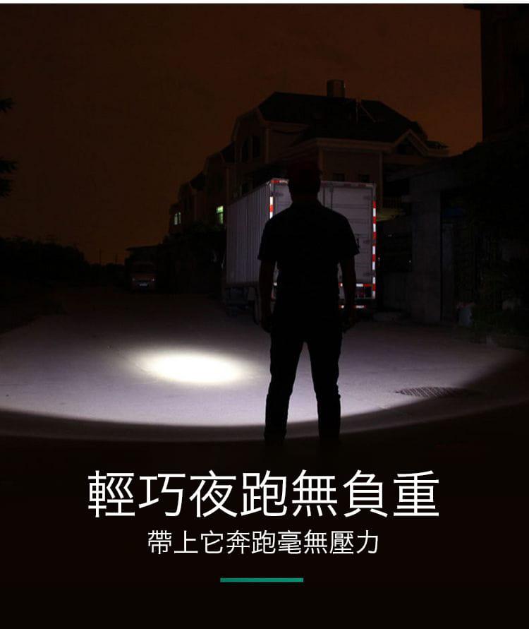 超強光爆亮磁吸兩用頭燈 4