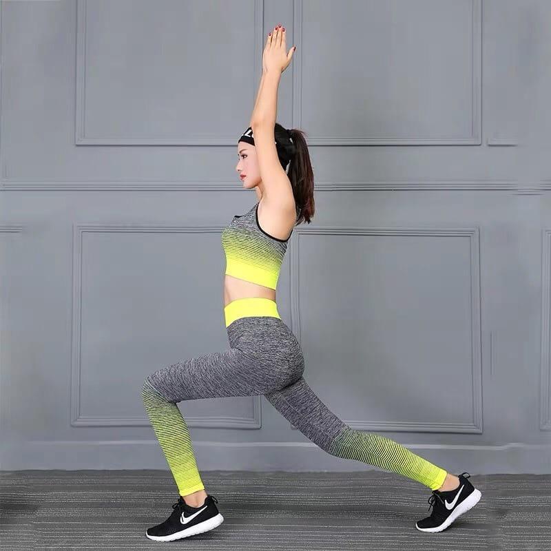 運動休閒套裝韻律有氧跑步瑜珈LETS SEA-KOI限時買一送一 1