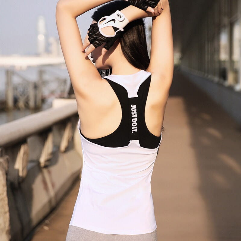 運動休閒背心上衣 運動韻律有氧跑步瑜珈LETS SEA-KOI 7