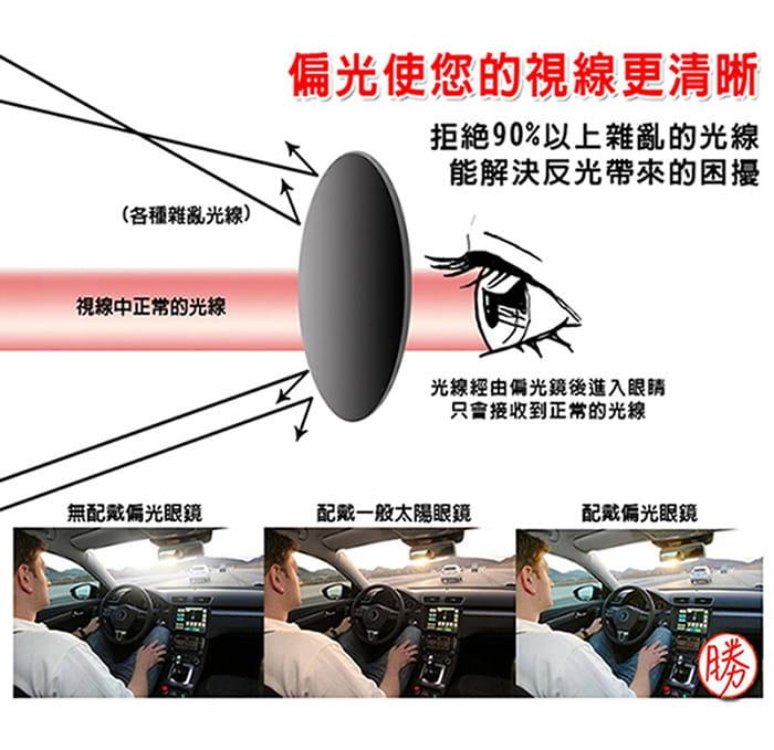 【suns】運動偏光REVO電鍍上翻式太陽眼鏡(可套鏡) 2