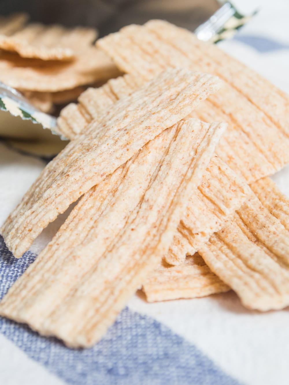 派姿爆米片、力塔脆片歡享組 素食、高纖、熱銷零食 七種口味 2