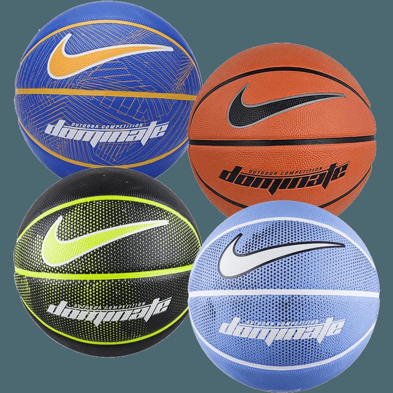 【NIKE】Nike Dominate 7號籃球 (四色可挑) 0