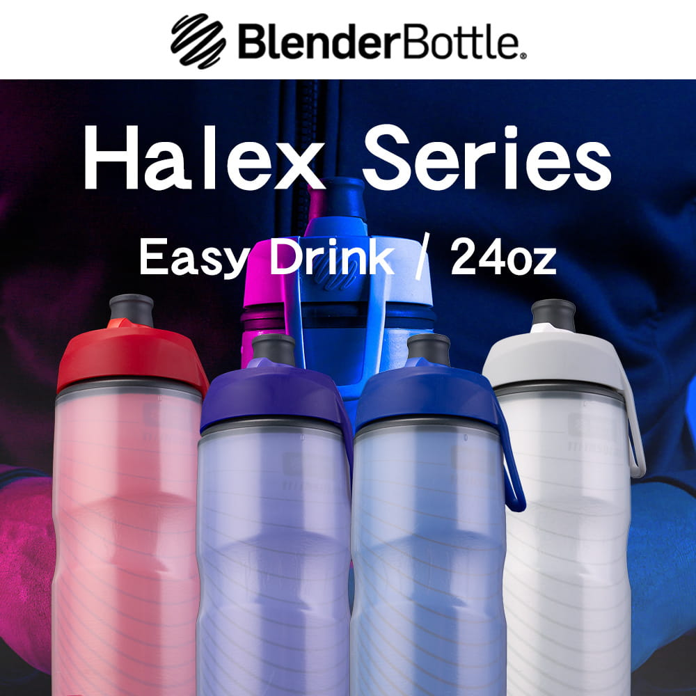 BlenderBottle Halex 24oz 直飲水壺