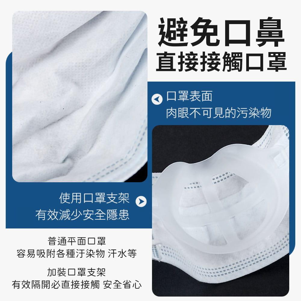 升級可水洗透氣口罩支架 4