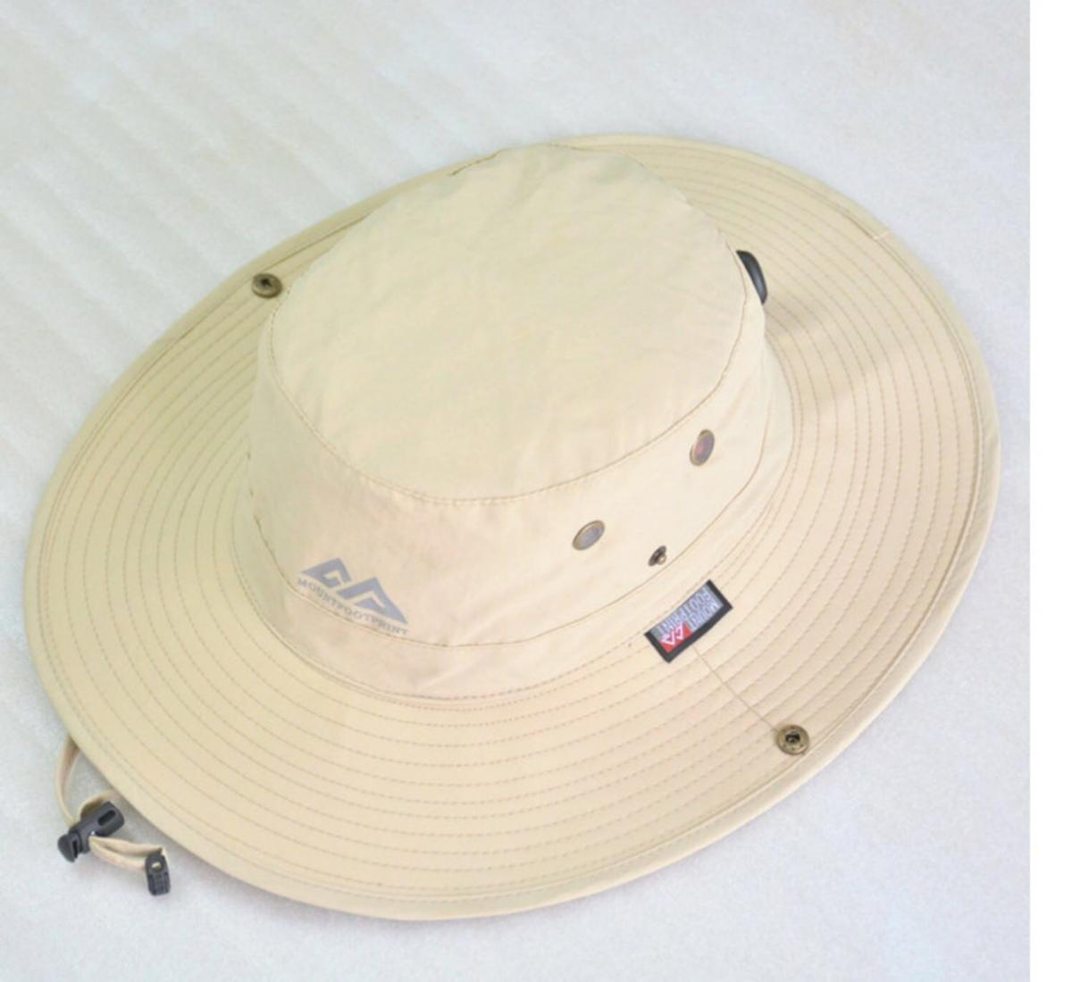 戶外登山健行帽子遮陽防水運動休閒LETS SEA-登山款必備 5