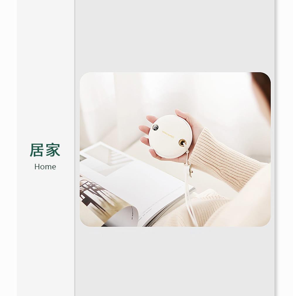 顯示溫控電子暖手寶 便攜式行動電源 暖暖包 8