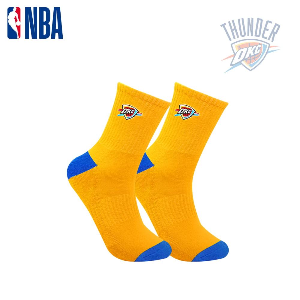 【NBA】西區球隊款束腳底毛圈中筒襪 2