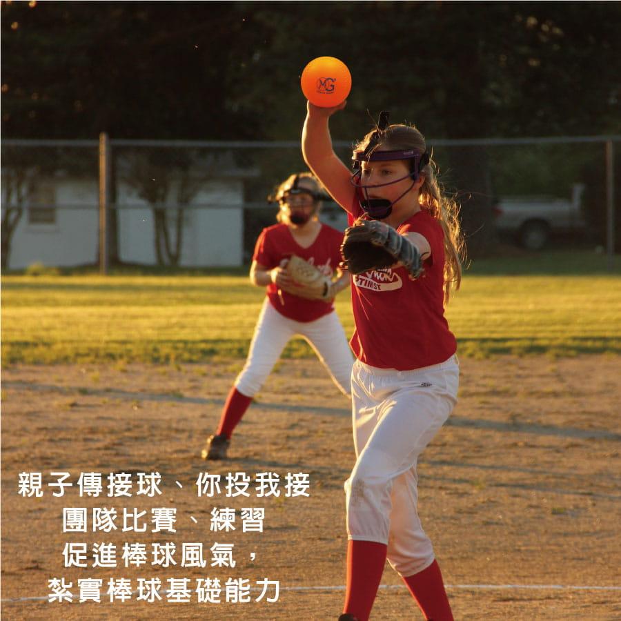 【Macro Giant】樂樂棒球三入球組 1