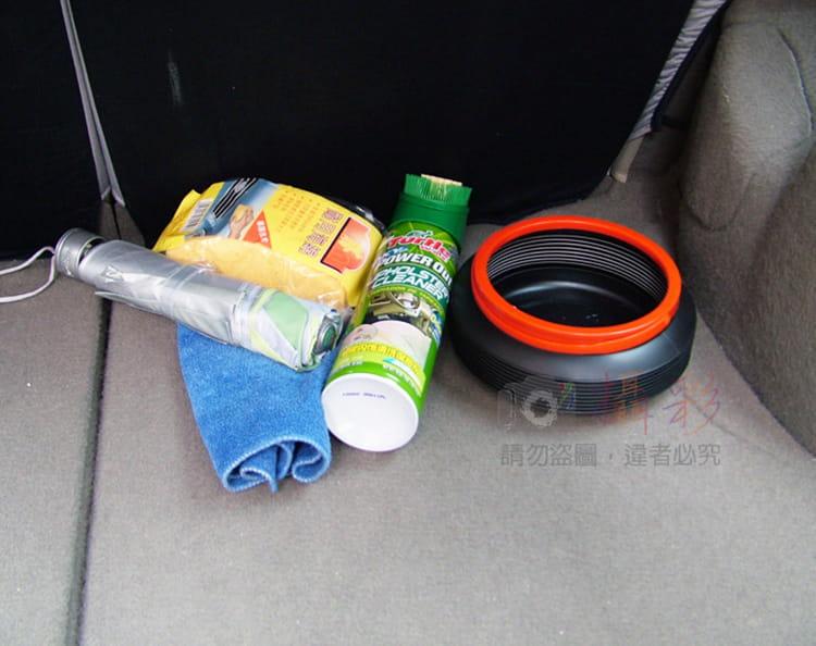 車用折疊垃圾筒 17